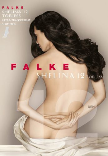 Falke Sandal Toe Tights (40027)